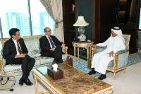 Secretary General of Ministry of Foreign Affairs Meets EU Official