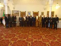 Secretary-General of Algerian Ministry of Foreign Affairs Hosts Farewell Ceremony for Qatari Ambassador