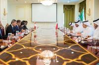 تأكيد قطري- سنغافوري على أهمية اللجنة العليا المشتركة