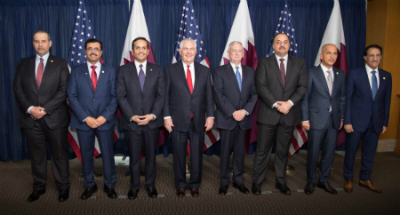 Qatar-US Strategic Dialogue' Stresses Two Countries' Need to Remain Close Allies