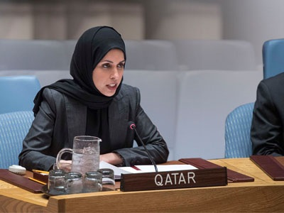 Qatar Affirms Importance of Adhering to All Nuclear Disarmament and WMD Treaties, Warns against Cyber Attacks