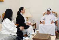 Minister of State for Foreign Affairs Meets CTED's Executive Director
