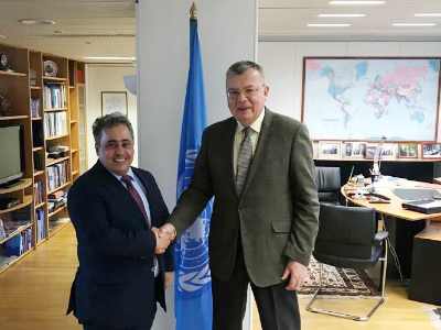 UN Office on Drugs and Crime Chief Hails Qatar's Anti-corruption Role