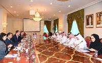 Qatar, UK Hold Third Meeting for the Strategic Dialogue