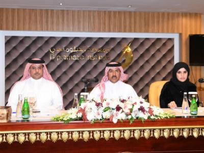 المعهد الدبلوماسي يخرج الدفعة الثانية عشرة من البرنامج التأسيسي