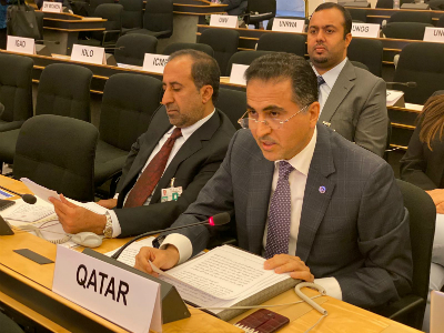 Qatar Renews Commitment to Continue Support UNHCR Programs