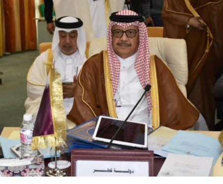 The State of Qatar Participates in Arab League Meeting at Permanent Representatives Level
