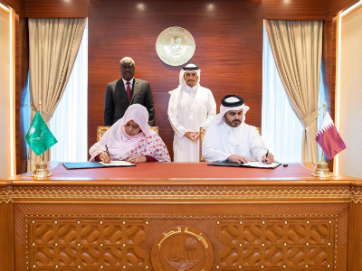 Qatar Grants AU Commission $ 20 Million for Irregular Migration Victims