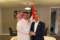 Palestinian Prime Minister Meets Qatari Ambassador to Ethiopia on Sidelines of African Summit