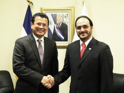 Deputy Prime Minister and Foreign Minister Sends Message to El Salvador's FM