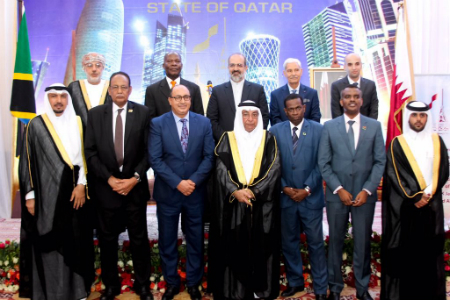 Qatar's Embassies, Consulates and Diplomatic Missions Abroad Continue Celebrating National Day