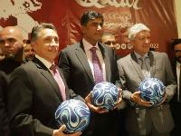 Qatar's Embassy in Mexico Organizes Football Tournament