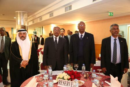 سفارة قطر لدى إرتريا تحتفل باليوم الوطني
