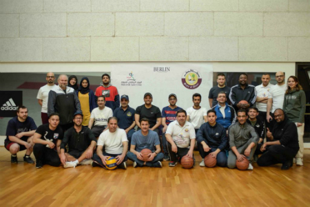 سفارة قطر لدى المانيا تحتفل باليوم الرياضي
