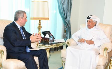 سمو الأمير يتلقى رسالة خطية من رئيس أذربيجان