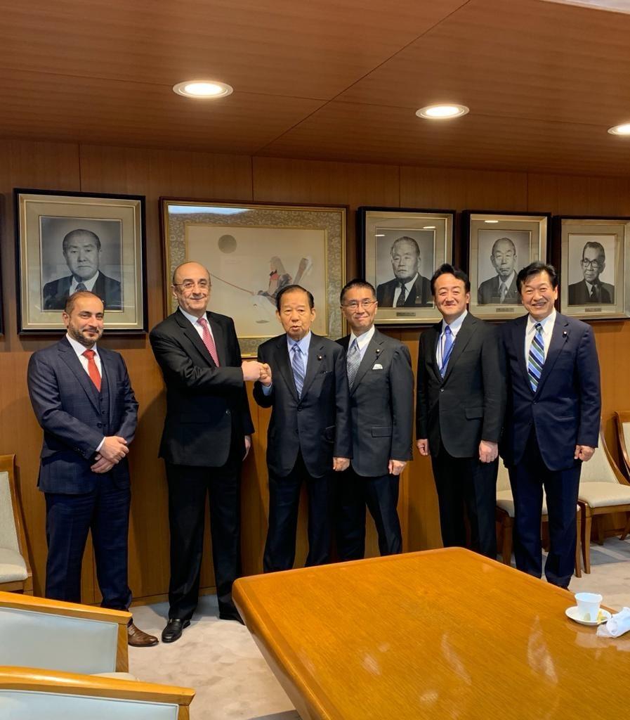 رابطة الصداقة البرلمانية اليابانية مع قطر تُشيد بإعلان سمو الأمير إجراء انتخابات مجلس الشورى