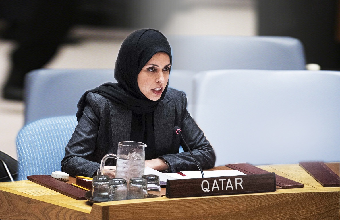 Qatar Stresses the Importance of Cooperation and Partnership to Mitigate Repercussions of Coronavirus Pandemic