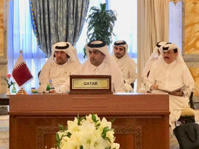 قطر تشارك في الاجتماع الأول للجنة التنفيذية لمركز استهداف تمويل الإرهاب