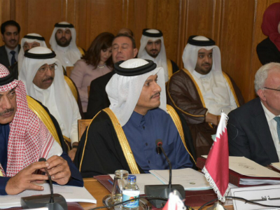 Qatar Participates in Emergency Meeting of Arab Peace Initiative Committee