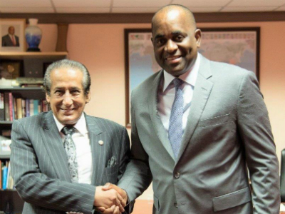 Qatar Grants Financial Aid to Commonwealth of Dominica to Counter Hurricanes Impacts