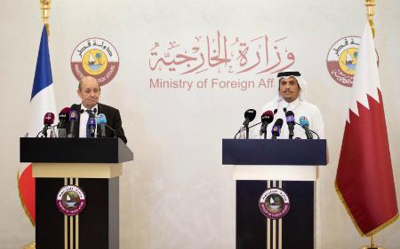 نائب رئيس مجلس الوزراء وزير الخارجية: قطر وفرنسا تطلقان حوارا استراتيجيا يشمل كافة المجالات
