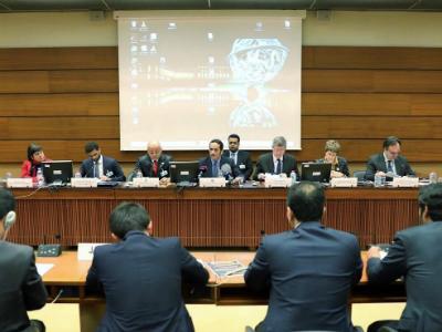 نائب رئيس مجلس الوزراء وزير الخارجية: قطر تعتبر الفعاليات الرياضية الكبرى فرصا فريدة لنشر قيم السلام وحقوق الإنسان