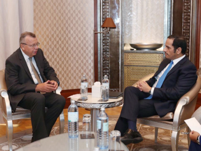 Deputy Prime Minister and Minister of Foreign Affairs Meets UNODC Executive Director