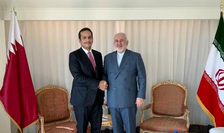 نائب رئيس مجلس الوزراء وزير الخارجية يجتمع مع وزراء خارجية باراغواي وإيران وإيطاليا واليونان وقرغيزيا والمغرب وإندونيسيا
