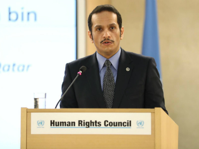 Deputy Prime Minister and Foreign Minister Urges Human Rights Council to End Siege Violations