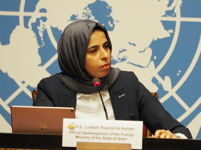 Foreign Ministry's Spokesperson: Qatar Continues to Welcome Kuwaiti Mediation, Hopes for Serious Steps by Siege Countries