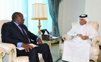 Minister of State for Foreign Affairs Meets Guinean Investment Minister