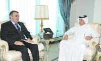 Deputy Prime Minister and Minister of Foreign Affairs Receives Written Message from Azerbaijan FM