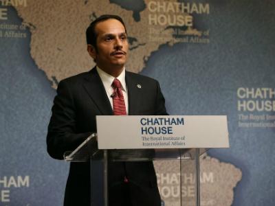 وزير الخارجية يؤكد إيمان دولة قطر بأن أي تهديد للمنطقة إنما هو تهديد لها