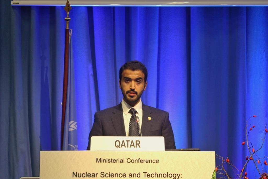 Qatar Affirms Relentless Efforts to Establish Scientific, Research, Legal Base in Nuclear Energy