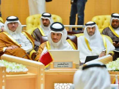 وزير الخارجية يشارك في أعمال الدورة 142 للمجلس الوزاري لمجلس التعاون