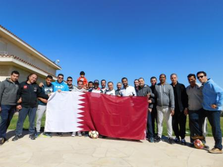 سفارات وقنصليات قطر في الخارج تواصل احتفالاتها باليوم الرياضي