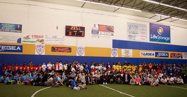 سفارة قطر في الولايات المتحدة تحتفل باليوم الرياضي