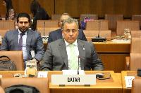 Qatar Urges Framework for UN Instruments to Keep Pace with Outer Space Technology