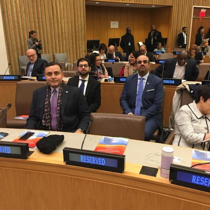 Qatar Participates in Global Meeting on South-South Development and Cooperation
