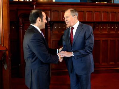 وزير الخارجية: الحوار سبيل حل الخلافات مع دول الجوار