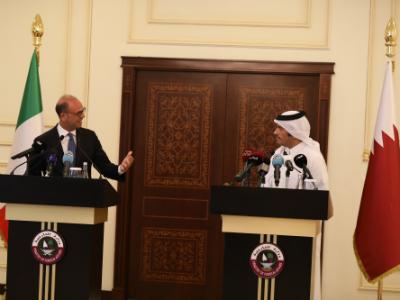 قطر تعلن توقيع صفقة لشراء سبع قطع بحرية من إيطاليا بقيمة 5 مليارات يورو