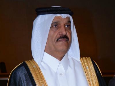رئيس مجلس النواب اللبناني يجتمع مع سفير قطر