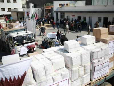 الأونروا تشيد بالمنحة العاجلة التي قدمتها دولة قطر لتخفيف الظروف الصعبة في قطاع غزة