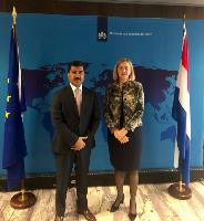 Political Consultations between Qatar and the Netherlands