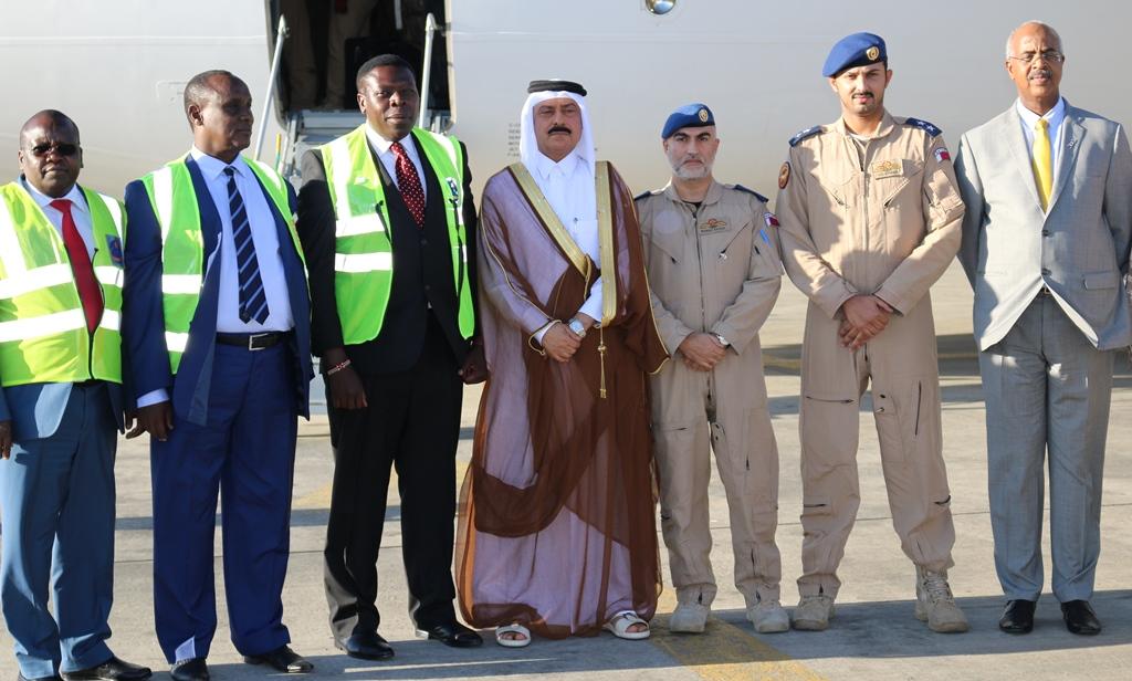 سفير قطر لدى كينيا يستقبل اللجنة الدائمة لأعمال الإنقاذ والإغاثة والمساعدات الإنسانية في المناطق المنكوبة