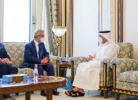 Deputy Prime Minister and Minister of Foreign Affairs Meets Minister of Foreign and European Affairs in Malta