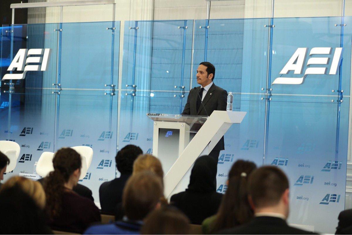 نائب رئيس مجلس الوزراء وزير الخارجية : نتطلع إلى استعادة مجلس التعاون ليصبح أكثر شفافية