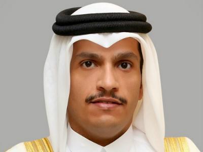 وزير الخارجية يجتمع مع المنسق الأممي للسلام في الشرق الأوسط