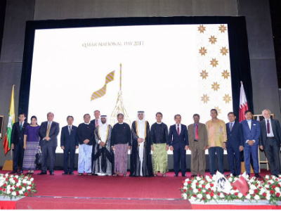 Qatar's Embassies and Consulates Continue National Day Celebrations