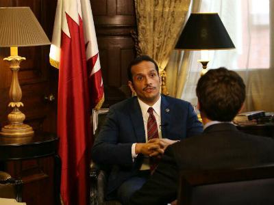 وزير الخارجية: قطر تركز على حل المشاكل الإنسانية للحصار